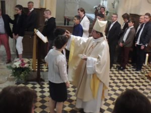 Confirmation Morancez - 31/05/2015