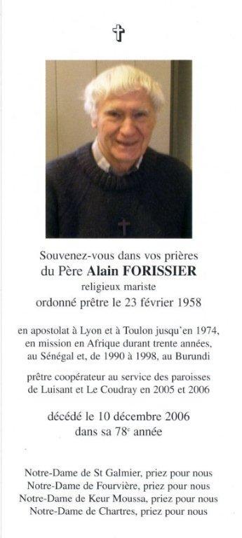 forissier