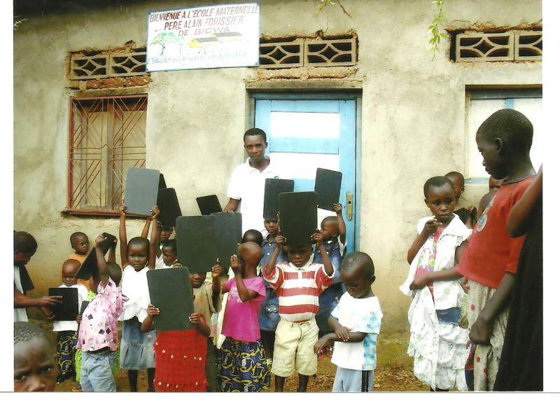 charite solidarite maternelle forissier - groupe-soutien-afrique