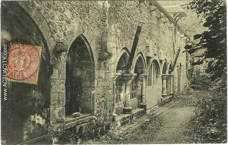 eglises 6422 - L'abbaye de l'eau