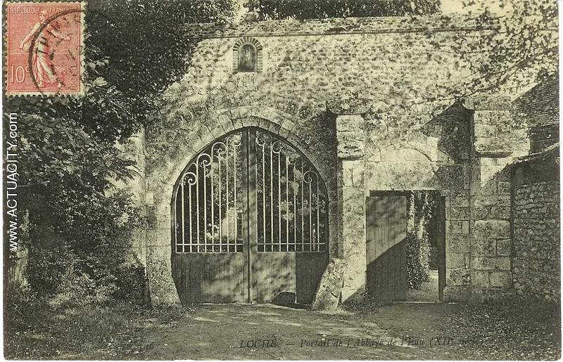 eglises 6424 - L'abbaye de l'eau