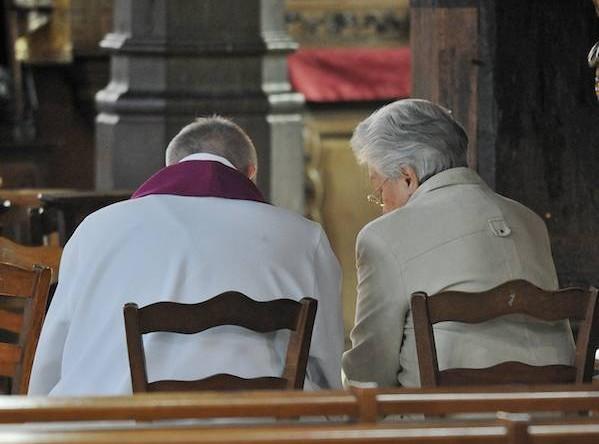 reconciliation confession - Sacrements et Liturgie