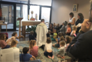 ecole prière 1 300x201 - Prière des enfants