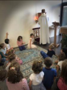 ecole prière 2 224x300 - Prière des enfants