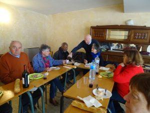 deuil 2018 saint benoit sur loire 300x225 - Les  photos des événements de notre paroisse...