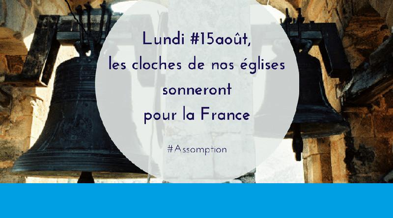 15 aout - Le 15 août, Priez pour la France à la Cathédrale