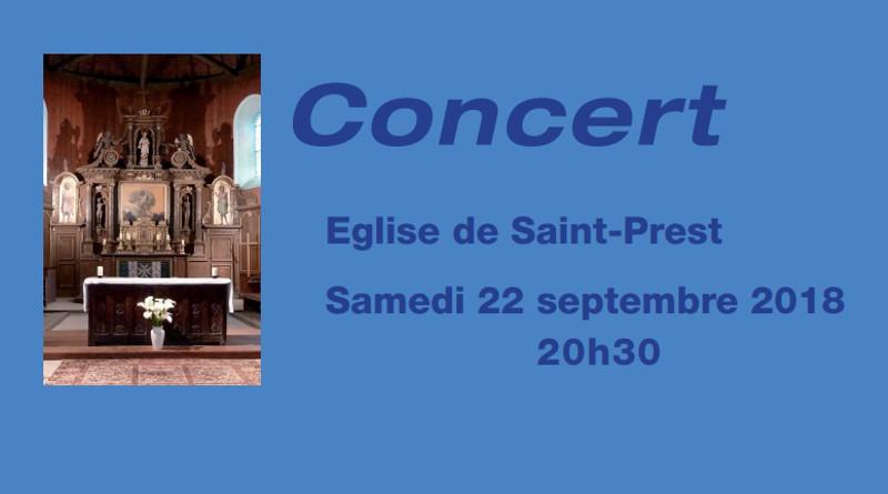 hospitalité - 22 septembre : Concert au profit de l'Hospistalité Chartraine N D de lourdes