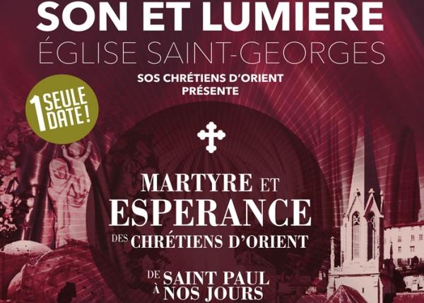 martyre - Jeudi 8 novembre - 20h45 - Église Saint-Aignan