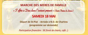 halte des mamans 2 300x119 - Marche des mères de famille -18 mai