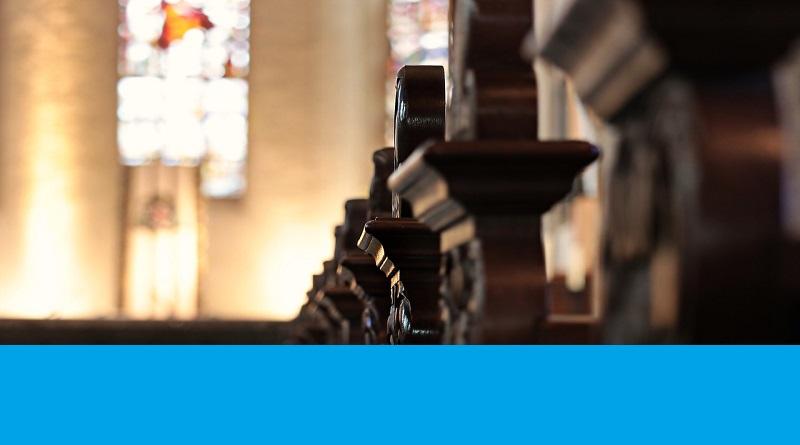 church pews 2401405 1280 - Journée de ressourcement des acteurs de la foi - 18 juin