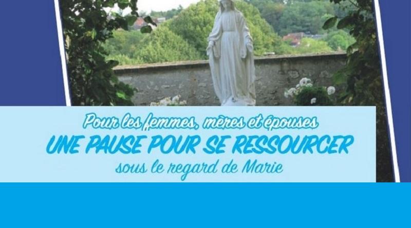 afc2019 - Halte spirituelle jeudi 3 Octobre de 9h00 à 15h00