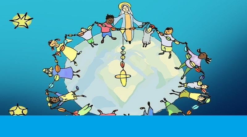 70466597 3702597566433073 9070328354799878144 n - Les enfants prient le Rosaire, 18 Octobre