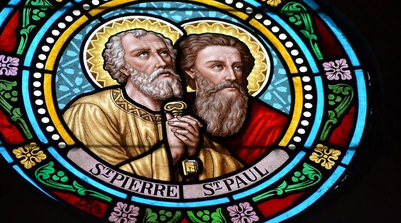 stained glass 4573950 1280 1 - Découvrez Saint Paul avec Catherine Manne, 7 novembre