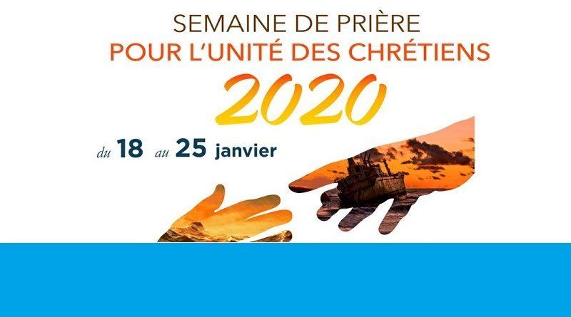 unite des chrétiens 800x445 - Veillée de prière le mardi 21 Janvier à Saint Paul à Beaulieu