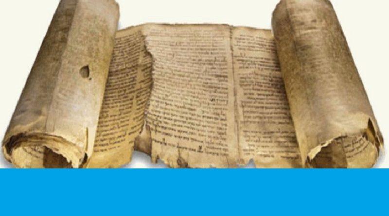 Étudier la Bible avec l'apport de la tradition juive – mardi 3 Mars à 9h30 à Epernon