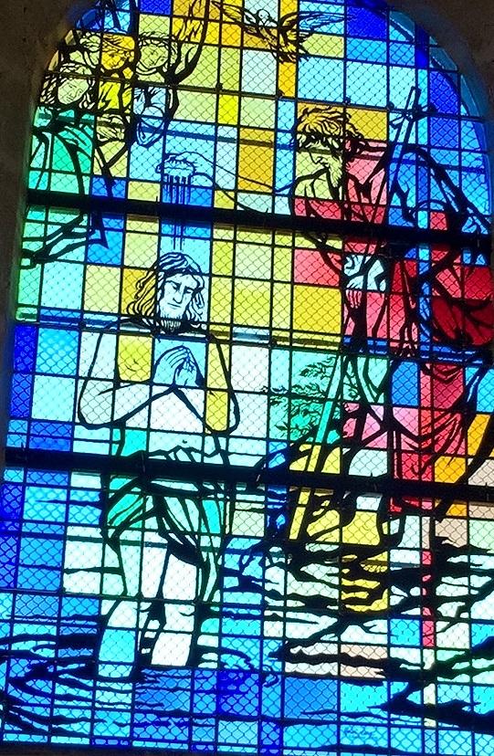 Le baptême du Christ Gellainville - Homélie du père Wilner Fils-Aimé pour le 5ème dimanche de Pâques