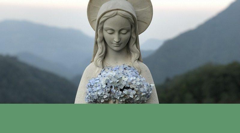 Mois de Mai 2020 avec la Vierge Marie
