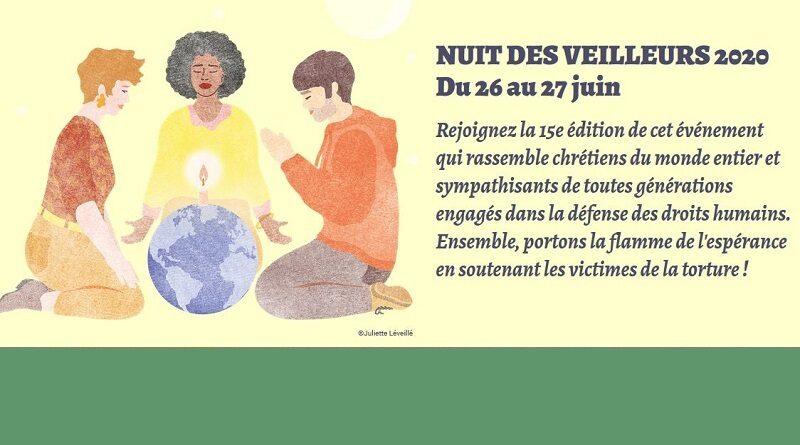 veilleur 800x445 - Action des Chrétiens pour l'Abolition de la Torture et de la peine de mort