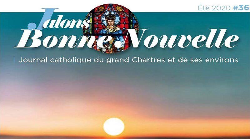 """jalons ete2020 800x445 - Magazine Catholique Jalons """"ETE 2020"""""""