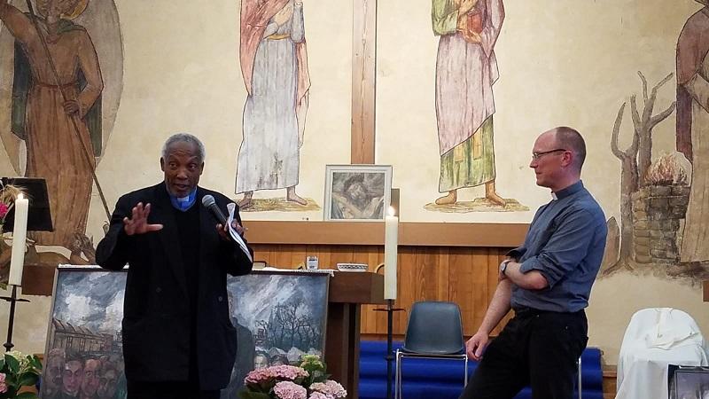 pere Wilner et de Tilly - Anniversaire de sacerdoce de nos prêtres
