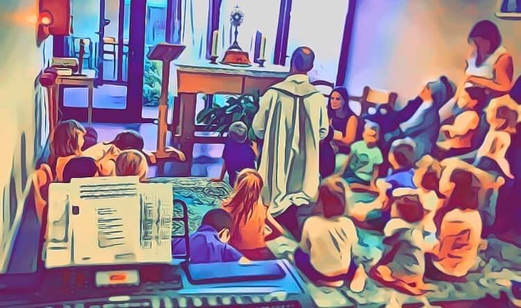 IMG 5372 - Rentrée de l'école de prière le mercredi 16 septembre