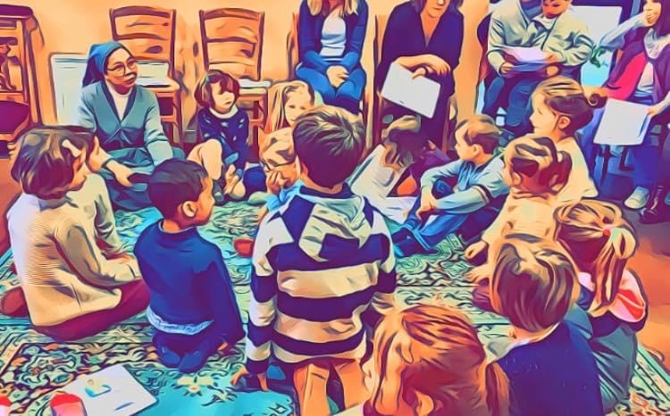 IMG 5373 - Rentrée de l'école de prière le mercredi 16 septembre