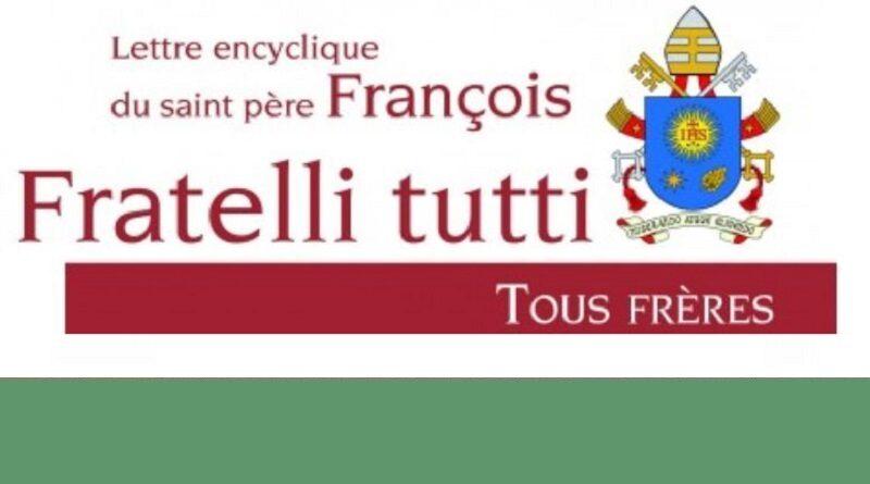 Mgr Christory nous donne des clés pour comprendre l'encyclique du pape Francois