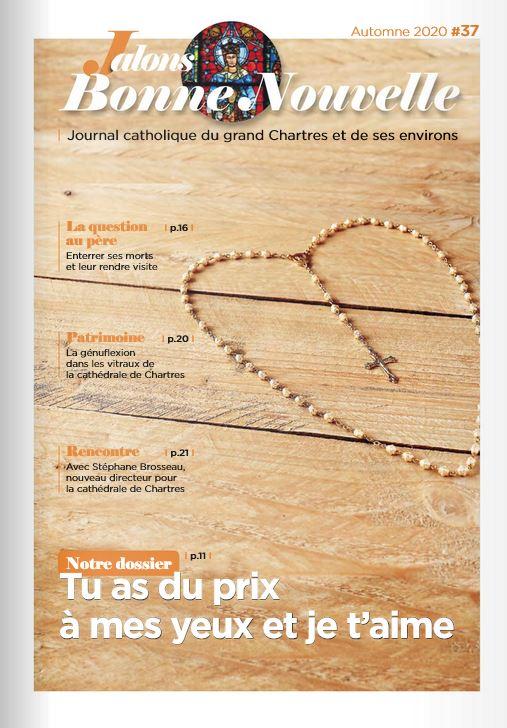 jalons automne2020 - Le magazine Jalons - Automne 2020