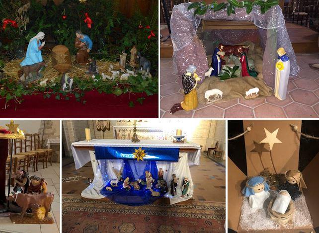 creches 2020 - Les  photos des événements de notre paroisse...