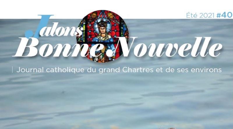 """jalons ete2021 - Magazine Catholique Jalons """"Été 2021"""""""